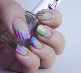 Rainbow Color Wave by Ithfifi