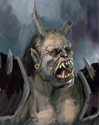 Orc cursed by yusefth