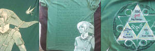 +Zelda: Ocarina of Time Shirt+ by nayruasukei