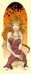 +Zelda Nouveau+ by nayruasukei