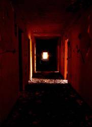 +Hallway to Hell+ by nayruasukei