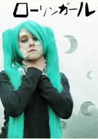 Hatsune Miku - Rolling Girl by Emmaliene
