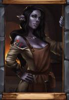 blacksmith by Risel