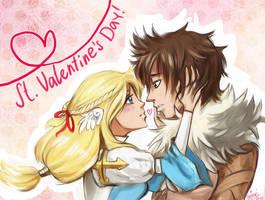 Valentine by Enijoi