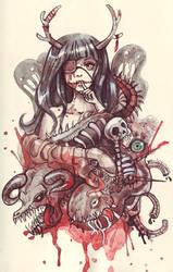 My fears by Enijoi
