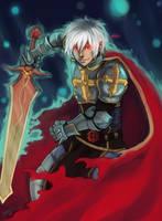 Lord Knight Seyren by Enijoi