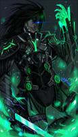 Cyborg Ran by Enijoi