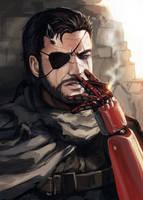 MGS5 Snake by Enijoi