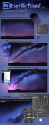 +Starry Sky Tutorial+ by Enijoi