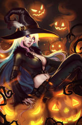 Happy Halloween 2015 by Enijoi