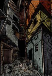 Cidade De Deus: Revisited by tedikuma