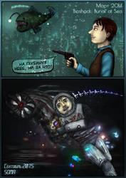 Adventures of Captain BlackSilver (SOMA/Bioshock) by SeaCat2401