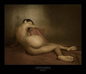 Odalisque by roge-photo