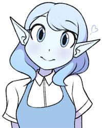 Cute Elf by furrgroup
