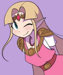 Zelda by furrgroup
