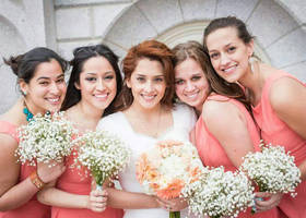 Bridesmaids!! Part 4 by BroadwayBound23