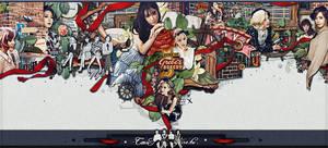 Girls' Generation by smallElnis