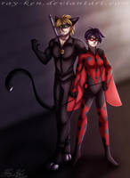 Adult Ladynoir by Ray-Ken