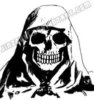 Reaper Portrait by Jinzouki