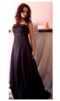 Larafairie-stock : Dark Dress. by larafairie-stock