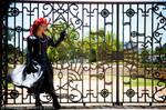+_+___BEYOND THE GATE___+_+ by Tsubaki-chan