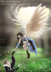 Final Fantasy VIII by Tsubaki-chan