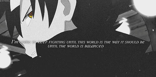 Anime Quote #202 by Anime-Quotes