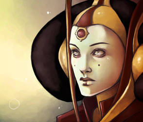 .:Padme:. by BlissfulGold