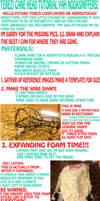 Terezi Dragon Cane Head Tutorial by TheSmileyPsycho