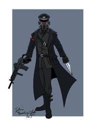 COMMISSION Kommander Yakob by Epantiras