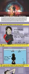 MASSIVE Mass Effect 2 meme by Epantiras