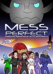 Mess Perfect COVER by Epantiras
