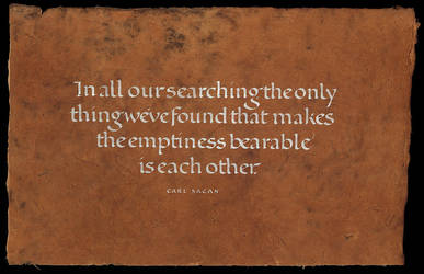In all our searching ... by isolationism