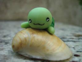 Oborochann's Baby Turtle by renata-satsuki