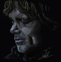 Tyrion by RedSaucers