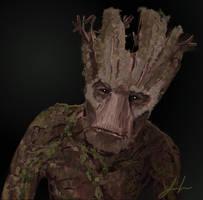 Groot by RedSaucers