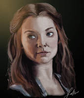 Margaery by RedSaucers