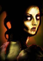 Vampiress by RedSaucers
