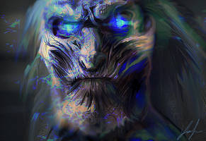 White Walker by RedSaucers