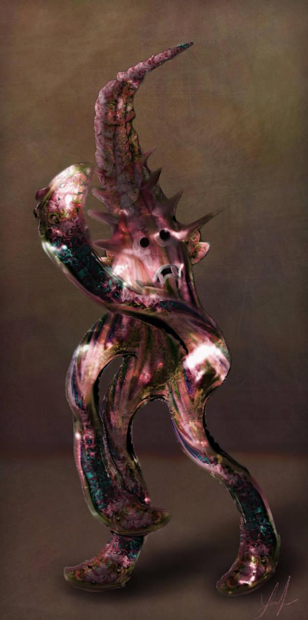 Leaf Man by RedSaucers