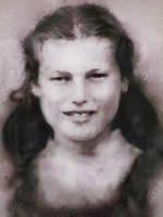 Aunt Portrait by RedSaucers