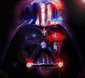 Vader by RedSaucers