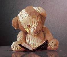 Teddy Bear by RedSaucers