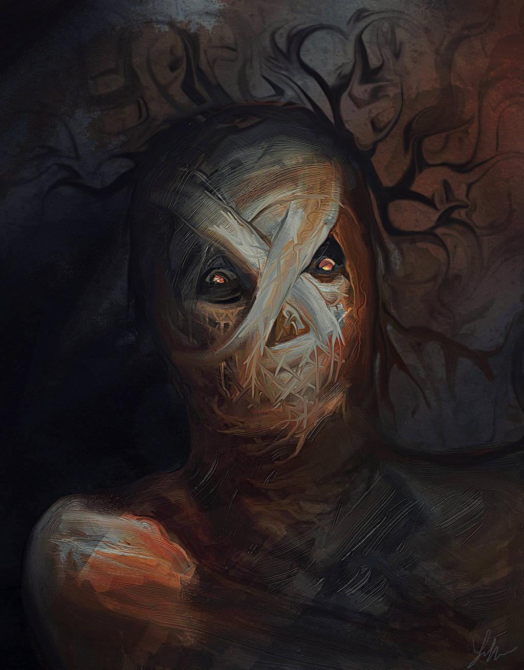 Mummy! by RedSaucers
