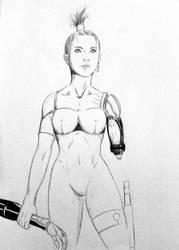 Random female character by lxlx-lx-xlxl