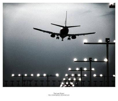 The Last Flight by dreamspace21