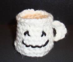 Lil' Cuppa Joe by Crochet-by-Clarissa