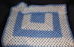 Baby Blanket by Crochet-by-Clarissa