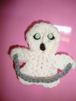 BOO by Crochet-by-Clarissa