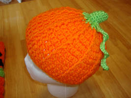 Punkin Hat by Crochet-by-Clarissa